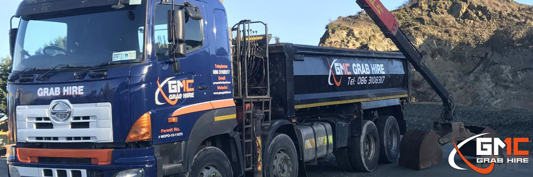 GMC Grab Hire Dublin